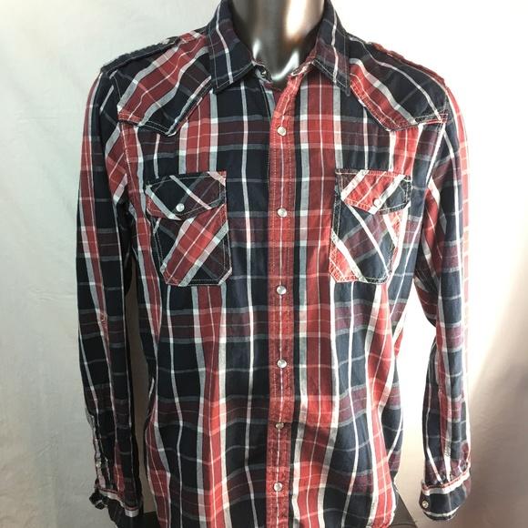 357d3e71 Supply Company USA Shirts | Mens Button Down Shirt Xl | Poshmark